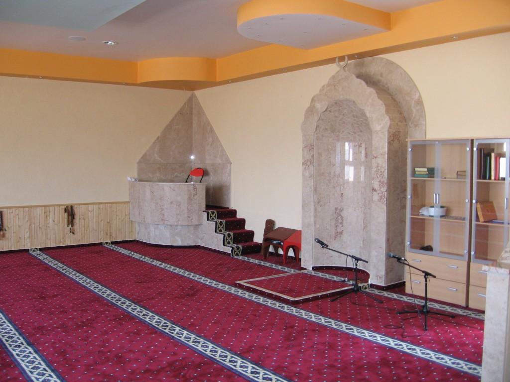 Moscheeraum Mutterstadt
